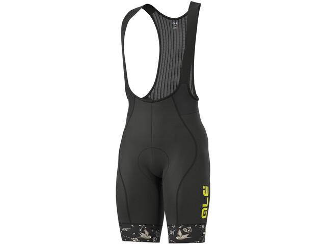 Alé Cycling Graphics PRR Versilia Bib Shorts Heren, black
